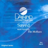 Saved, Accompaniment CD