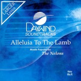 Alleluia to the Lamb, Accompaniment CD