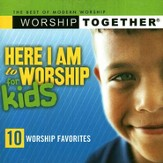 Open The Eyes Of My Heart (Here I Am To Worship Kids Album Version) [Music Download]