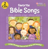 Favorite Bible Songs, 2 CDs