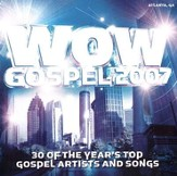 WOW Gospel 2007 CD