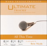 All This Time (Low Key Performance Track With Background Vocals) [Music Download]