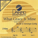What Grace Is Mine, Accompaniment CD