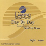 Day By Day, Accompaniment CD