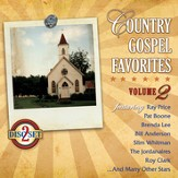 Country Gospels Favorites, Volume 2--2 CDs