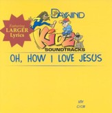 Oh How I Love Jesus, Accompaniment CD