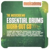 The Musicademy Essential Drum Work-Out CD