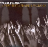 The Very Best of Praise & Worship CD