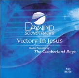 Victory In Jesus, Acc CD
