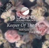 Keeper Of The Stars, Accompaniment CD