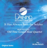 It Has Always Been The Soldier, Accompaniment CD