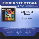 Let It Out Now, Accompaniment CD