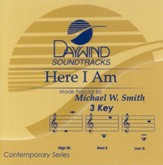 Here I Am, Accompaniment CD