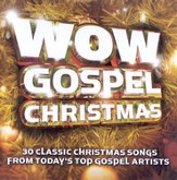WOW Gospel Christmas CD