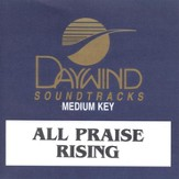 All Praise Rising, Accompaniment CD
