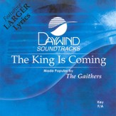 The King Is Coming, Accompaniment CD