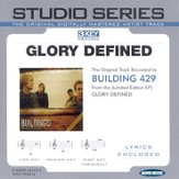 Glory Defined - Medium key performance track w/o background vocals [Music Download]