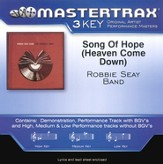 Song Of Hope (Heaven Come Down) (Medium Key-Premiere Performance Plus w/ Background Vocals) [Music Download]
