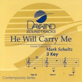 He Will Carry Me, Accompaniment CD