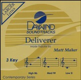 Deliverer, Accompaniment Track