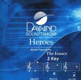 Heroes, Accompaniment CD