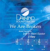 We Are Broken, Accompaniment CD