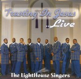Trusting In Jesus Live CD