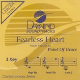 Fearless Heart, Accompaniment CD