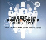 The Best New Praise & Worship Songs Ever, 3 CD Set