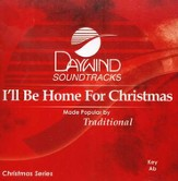 I'll Be Home For Christmas, Accompaniment CD