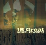 16 Great Gospel Favorites CD