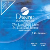 The Lord Still Lives In This Old House, Accompaniment CD
