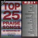 Top 25 Praise Songs 2011 CD