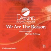 We Are The Reason, Accompaniment CD