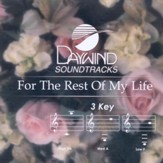 For The Rest Of My Life, Accompaniment CD