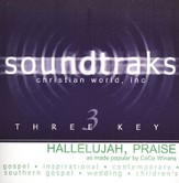 Hallelujah, Praise, Accompaniment CD