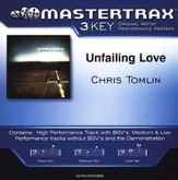 Unfailing Love, Accompaniment CD