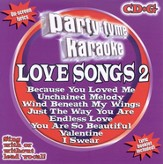 Party Tyme Karaoke: Love Songs 2 (8+8 Track Version)  - Slightly Imperfect