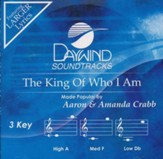 The King Of Who I Am, Accompaniment CD