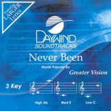 Never Been, Accompaniment CD