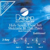 Holy Spirit, Thou Art Welcome In This Place, Accompaniment CD