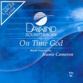 On Time God, Accompaniment CD