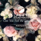 Can You Feel The Love Tonight, Accompaniment CD
