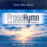 Give Me Jesus, Accompaniment CD