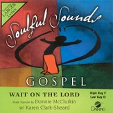 Wait On The Lord, Accompaniment CD