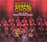 Live at the Nelson Mandela Theatre CD