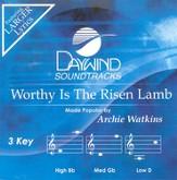 Worthy Is The Risen Lamb, Accompaniment CD