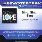 Sing, Sing, Sing, Accompaniment CD