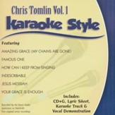 Chris Tomlin Vol. 1, Karaoke Style CD