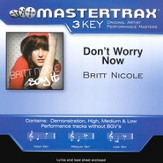 Don't Worry Now [Music Download]